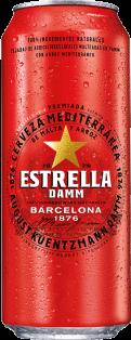 ESTRELLA DAMM LAGER 500 ml