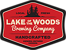 Lake of the Woods Brewing The Beer from Ipanema Catharina Sour Howler 946 ml