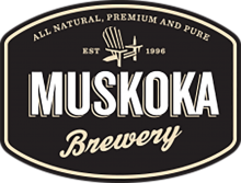Muskoka Brewery Hibernating Grizzly Grizette Ale Growler 1.89 Litre
