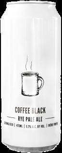 Barn Hammer Brewing Coffee Black Rye Pale Ale 473 ml
