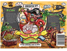Brock St Brewing Lagered Amber Ale 473 ml