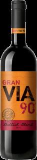 GRAN VIA 90 RED BLEND 750 ml