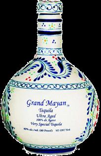 Grand Mayan Ultra Aged Tequila 750 ml
