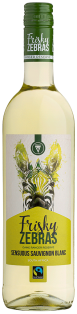 FRISKY ZEBRA SENSUOUS SAUVIGNON BLANC 750 ml