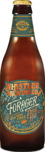 WHISTLER BREWING FORAGER GLUTEN FREE PALE ALE 330 ml