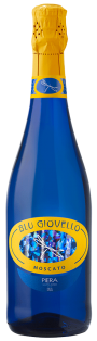 Moscato Spumante Blu Giovello 750 ml