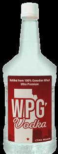 Capital K Distillery Wpg Vodka 1.75 Litre