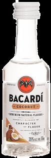 Bacardi Coconut Rum 50 ml