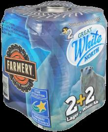 Farmery GWN 2+2 Mixer Pack 4 x 473 ml