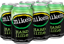 Mike's - Hard Lime 6 x 355 ml