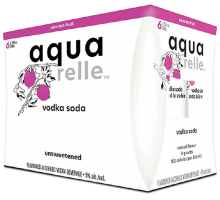 Aquarelle Vodka Soda Passion Fruit 6 x 355 ml