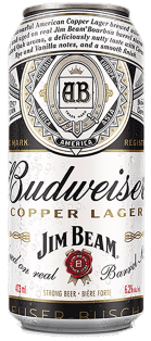 Budweiser Copper Lager 473 ml