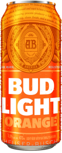 Bud Light Orange 473 ml