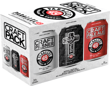 Parallel 49 Craft Pack 12 x 355 ml