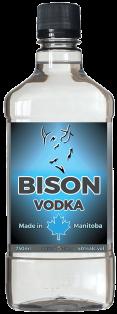BISON VODKA 750 ml