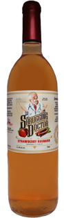 SHRUGGING DOCTOR STRAWBERRY RHUBARB WINE 750 ml