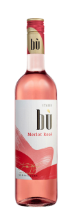 BÙ MERLOT ROSE 750 ml