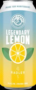 Fort Garry Brewing - Legendary Lemon Radler 473 ml