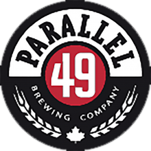 Parallel 49 Craft Pilsner Howler 1.89 Litre