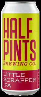 Half Pints Little Scrapper IPA 473 ml