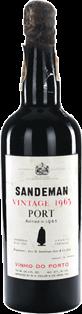 SANDEMAN VINTAGE PORT 1963 750 ml