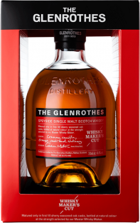 THE GLENROTHES WHISKY MAKERS CUT SINGLE MALT SCOTCH WHISKY 750 ml