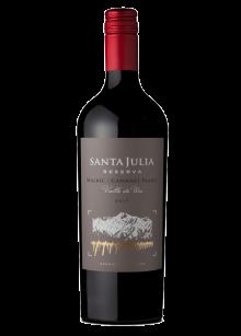 Santa Julia Reserva Malbec Cabernet Franc 750 ml