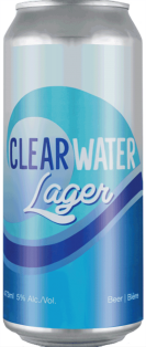 Fort Garry Brewing Clearwater Lager 473 ml