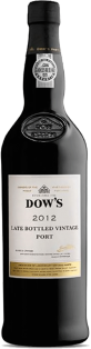 DOW'S LATE BOTTLED VINTAGE PORT 750 ml