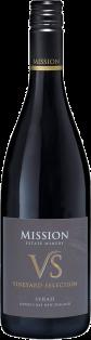 Mission Estate Vineyard Selection Syrah 750 ml