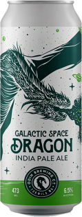 Odin- Galactic Space Dragon 473 ml