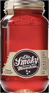 Ole Smoky Blackberry Moonshine 750 ml