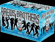 BREWS BROTHERS VOLUME 5 8 x 473 ml