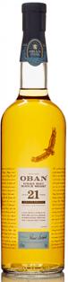 Oban 21 YO Single Malt Scotch Whisky 750 ml