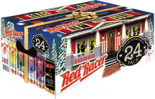 Red Racer Holiday House Party Pack 24 x 500 ml