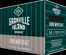 Granville Island Brewery Lions Winter Ale 8 x 473 ml