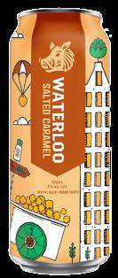 Waterloo Salted Caramel Porter 473 ml