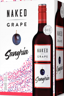 Naked Grape Sangria 3L 3 Litre