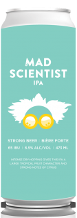 ONE GREAT CITY MAD SCIENTIST IPA 473 ml