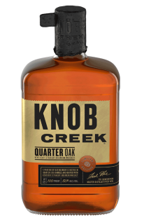Knob Creek Quarter Oak Kentucky Straight Bourbon Whiskey 750 ml