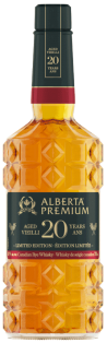 Alberta Premium 20 Year Old Limited Edition Canadian Rye Whisky 750 ml