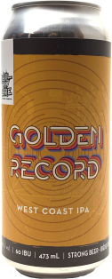Devil May Care - Golden Record IPA 473 ml