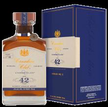 Canadian Club Chronicles 42YO Canadian Whisky 750 ml