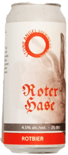 STONE ANGEL BREWING ROTER HASE ROTBIER 473 ml