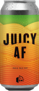 Boombox Brewing Juicy AF IPA 473 ml