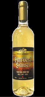 BEE BOYZZ HARVEST SUNSET TRADITIONAL HONEY WINE (MEAD) 750 ml