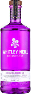 WHITLEY NEILL RHUBARB & GINGER GIN 750 ml