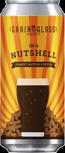 Grain To Glass - Peanut Butter Porter 473 ml