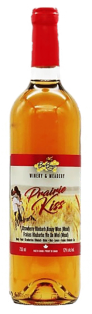 Bee Boyzz Winery & Meadery - Prairie Kiss Strawberry Rhubarb Honey Wine (Mead) 750 ml