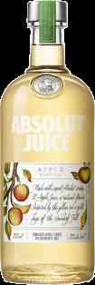 ABSOLUT JUICE APPLE EDITION VODKA 750 ml